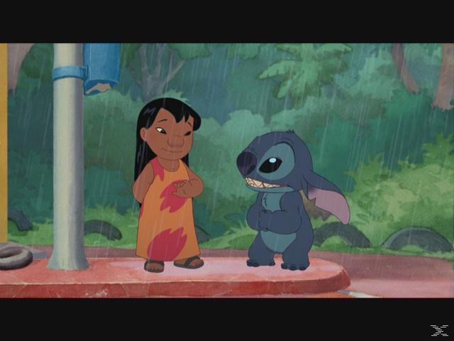 Lilo & Stitch 2: Stitch Heeft Een Tic - DVD