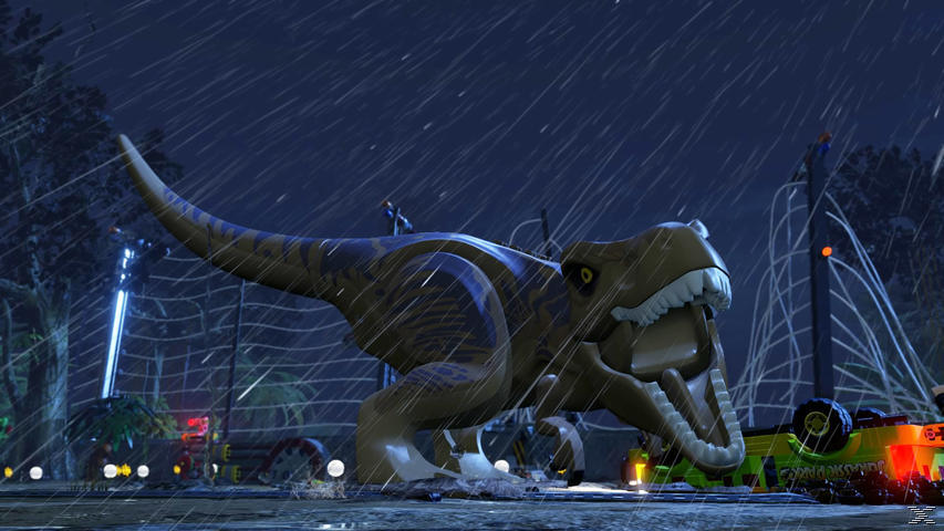 Lego Jurassic World NL/FR PS4