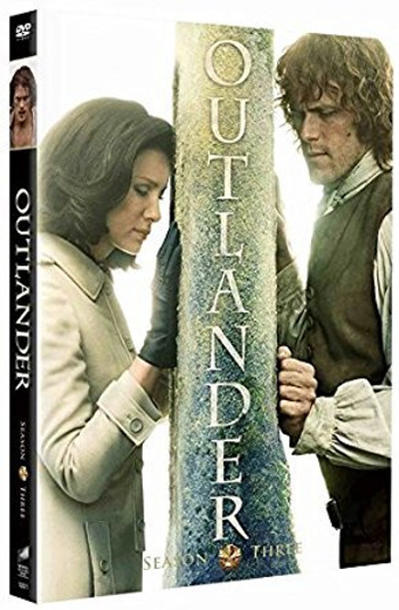 OUTLANDER SEASON 3 (5 DVD)