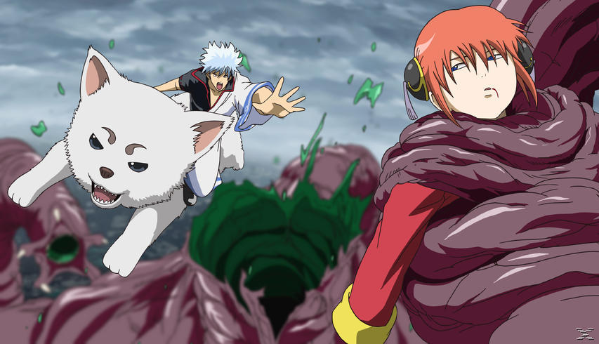 Gintama - Vol 4 (Episoden 38-49) - (Blu-ray)