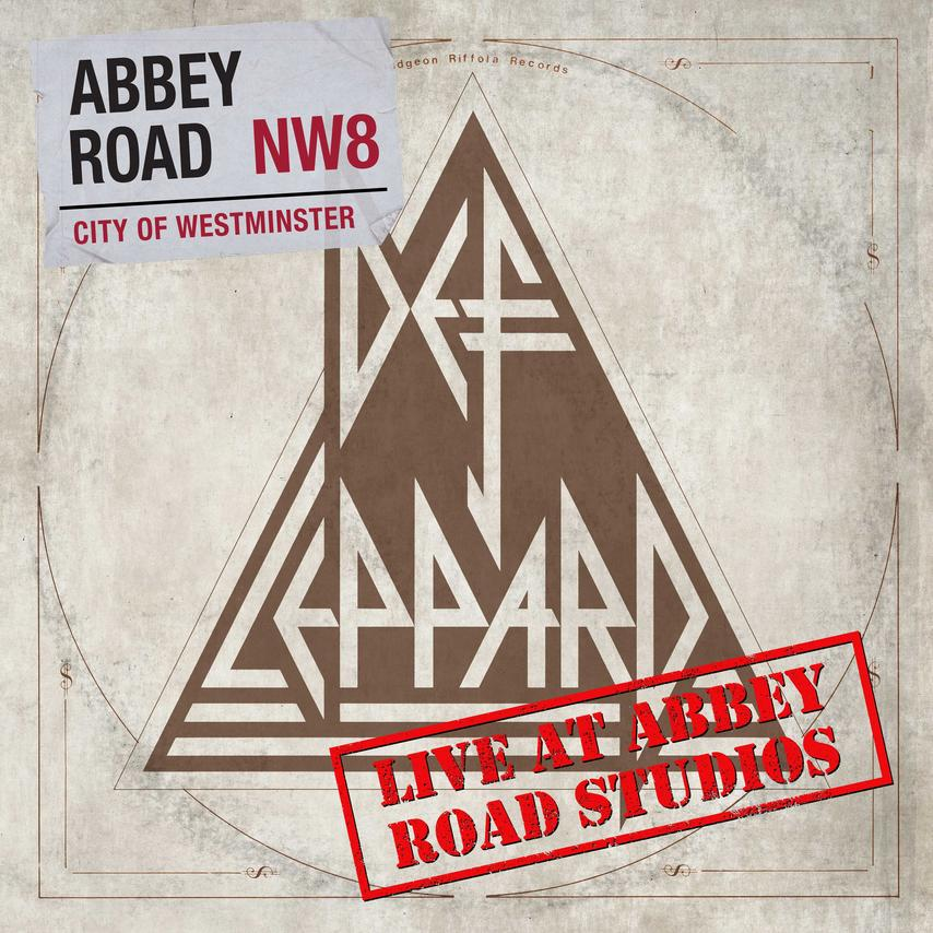 LIVE AT ABBEY ROAD STUDIOS (LP SINGLE)