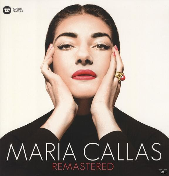MARIA CALLAS REMASTERED (LP)