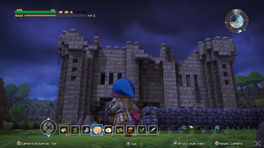 Switch - Dragon Quest Builders /D
