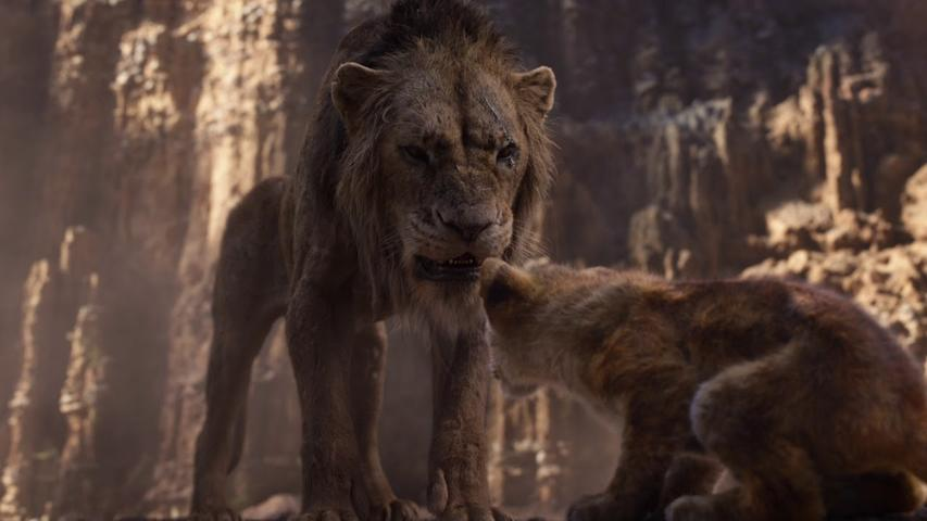 Le Roi Lion (Live Action) - 3D Blu-ray