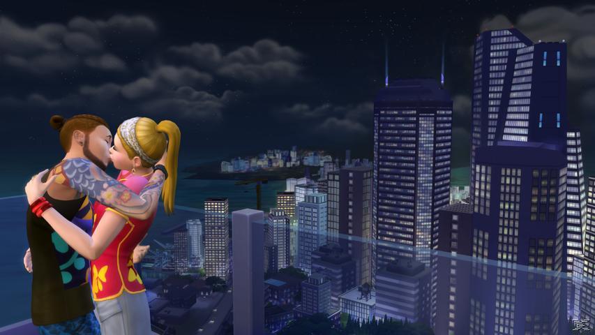 De Sims 4 Stedelijk Leven NL PC