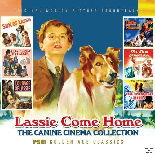 LASSIE COME HOME: CANINE CINEMA COLLECCT