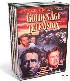 Golden Age of Television - Volumes 1-5 DVD-Box