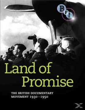 Land Of Promise: The British Documentary Movement 1930-1950 DVD-Box