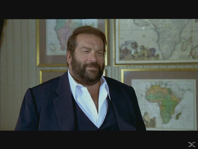 Bud Spencer - Die Plattfuss-Box - (Blu-ray)