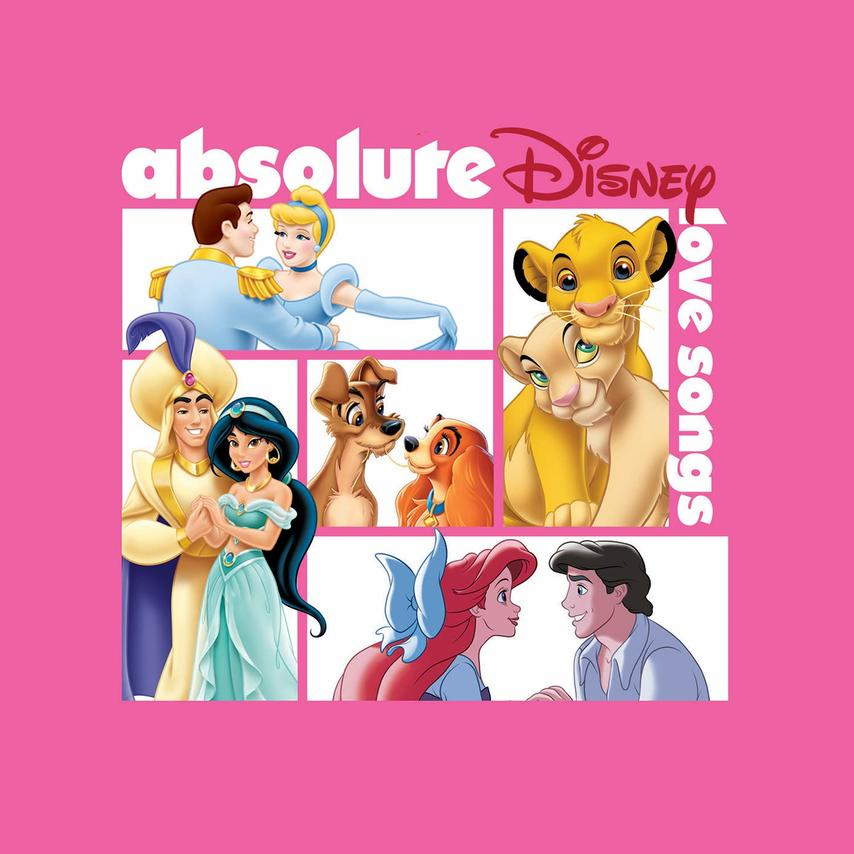 ABSOLUTE DISNEY: LOVE SONG