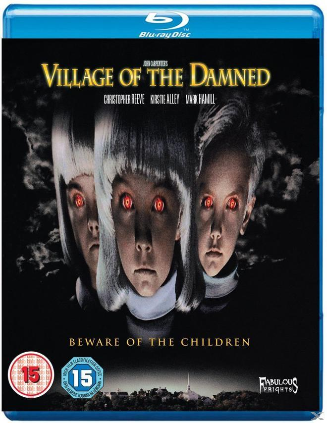 VILLAGE OF THE DAMNED (BLURAY)