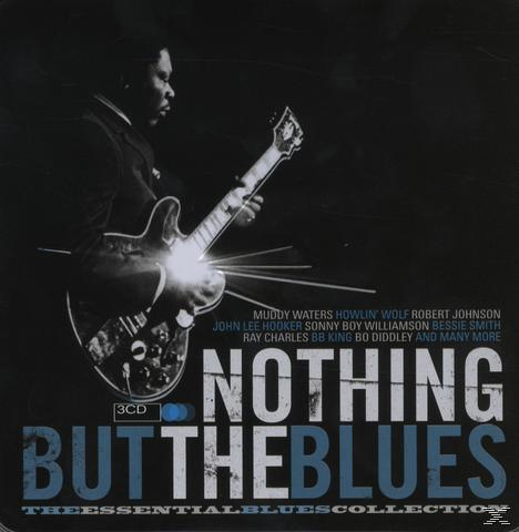 NOTHING BUT THE BLUES (3CD)