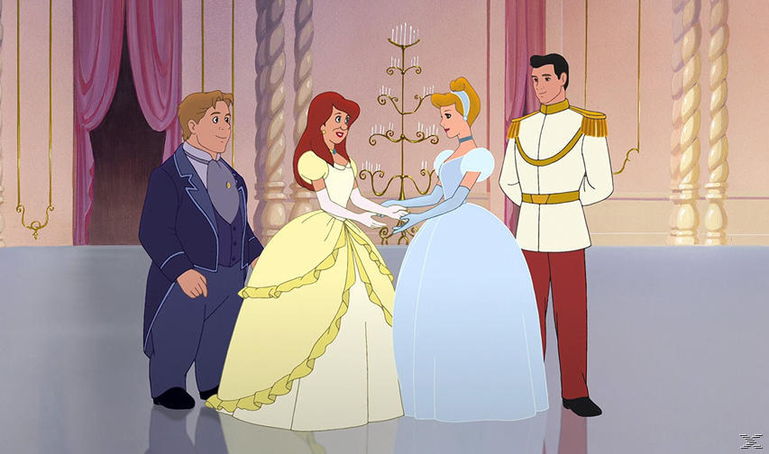 Cendrillon II: Une Vie De Princesse - DVD