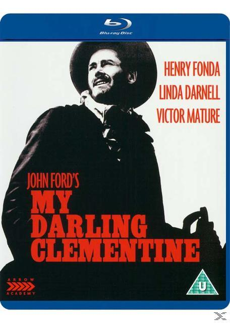 MY DARLING CLEMENTINE (BLURAY)