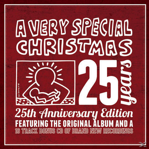 A Very Special Christmas  (25th Anniversary 2cd)