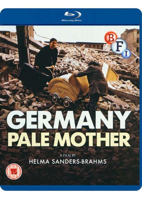 GERMANY. PALE MOTHER  (BLU RAY)