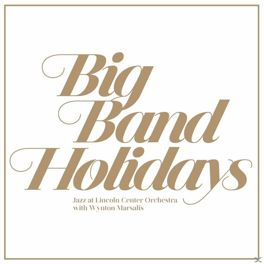 BIG BAND HOLIDAYS (LP)