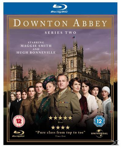 Downton Abbey - Season 2 Bluray Box