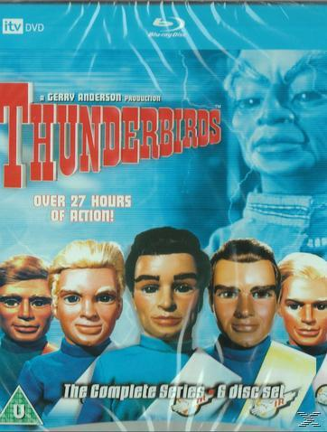 Thunderbirds - Complete Collection Bluray Box