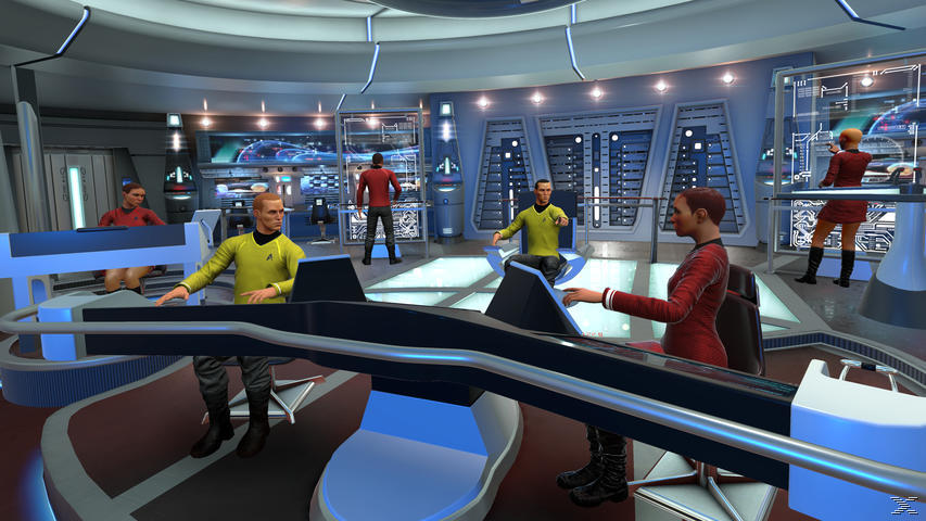 Star Trek: Bridge Crew VR UK PS4