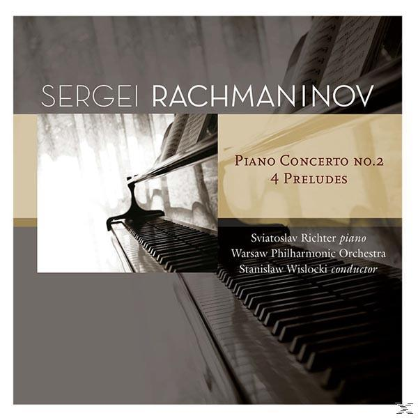 PIANO CONCERTO NO.2/4 (LP)