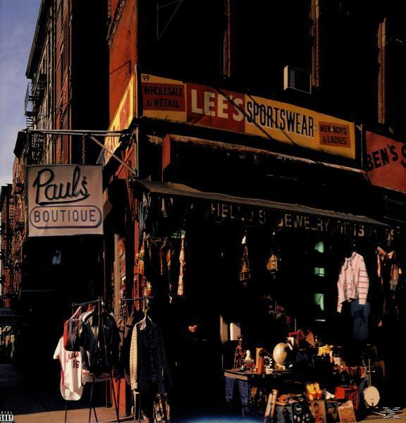Paul's Boutique (Vinyl)