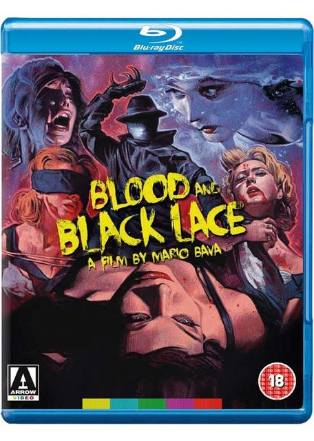 BLOOD AND BLACK LACE (BLURAY)