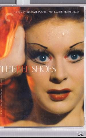 The Red Shoes - 2 Disc DVD