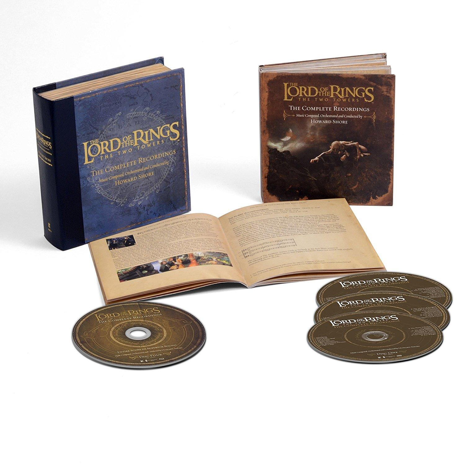 LORD OF THE RINGS: TWO TOWERS (BOXSET)