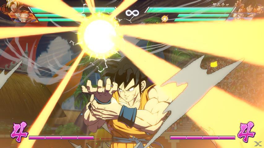 Dragonball FighterZ - PlayStation 4