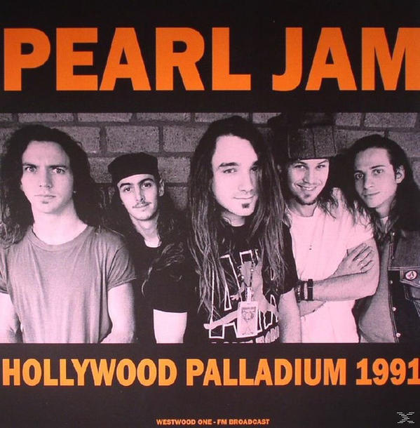 HOLLYWOOD PALLADIUM 1991 (LP)