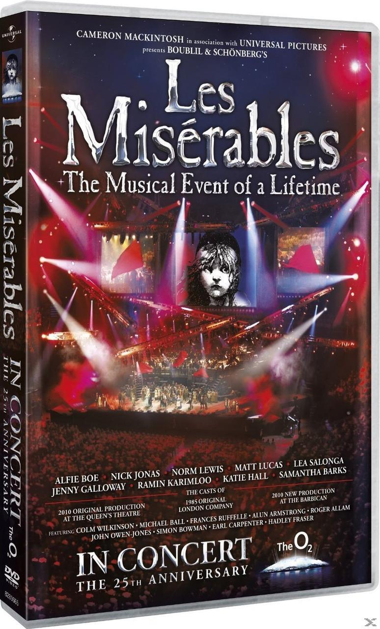 Les Miserables: The Musical Event of a Lifetime Anniversary Edition