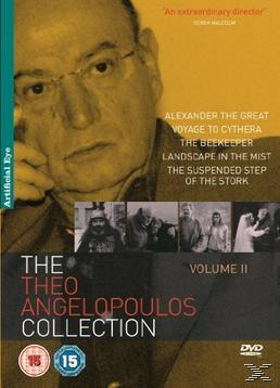 Theo Angelopoulos Collection: Volume 2 Special Collection