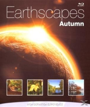EARTHSCAPES AUTUMN [BLU RAY]