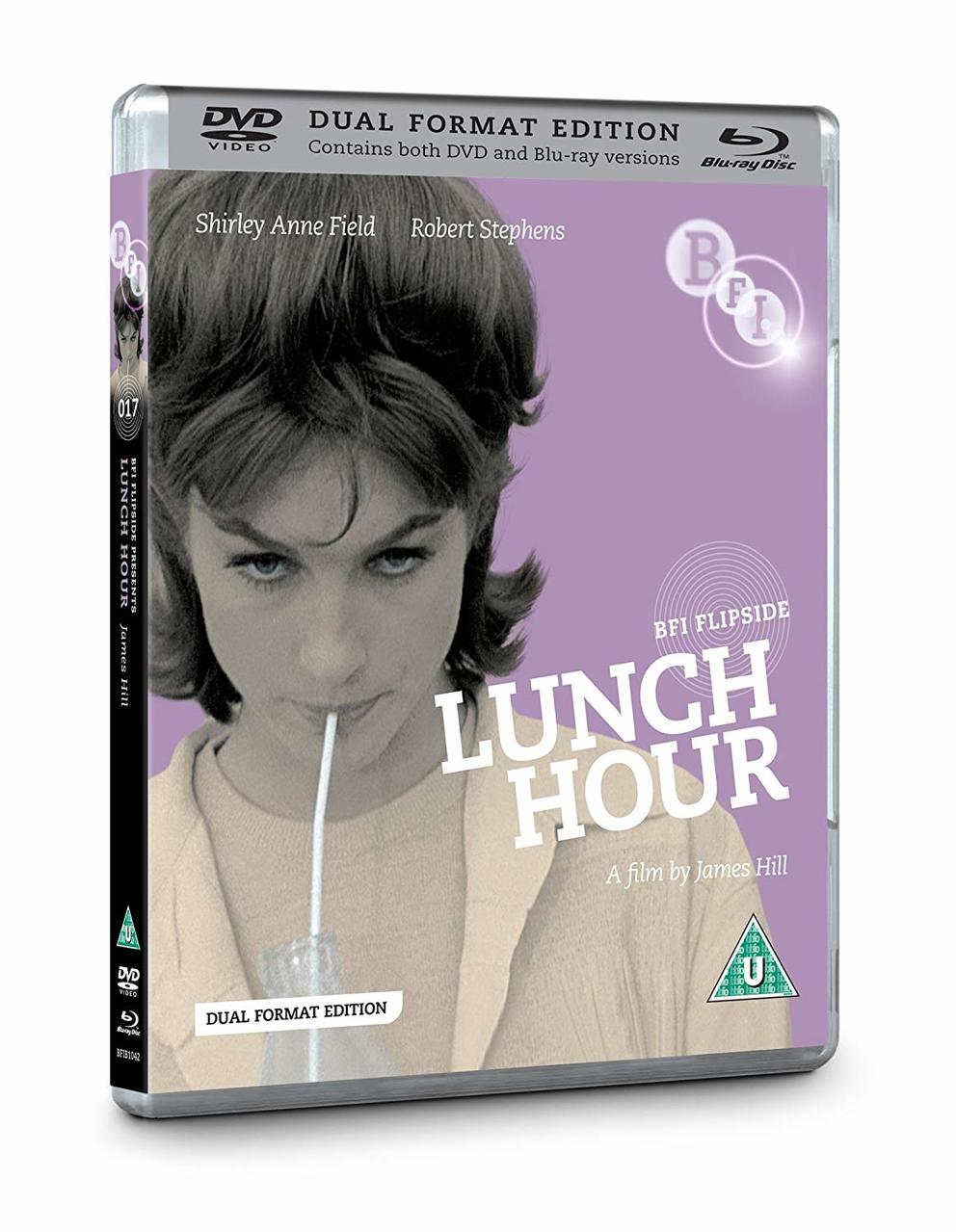 LUNCH HOUR (BLURAY+DVD)