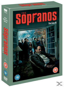 SOPRANOS SEASON 6 PART 1