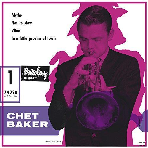 CHET BAKER AND HIS ORCHESTRA (7 LP)