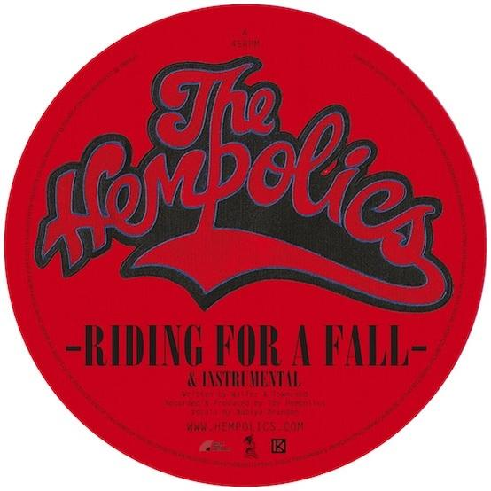 RIDING FOR A FALL/COME AS YOU (LP 12)
