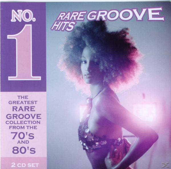 NO. 1 RARE GROOVE HITS (2CD)