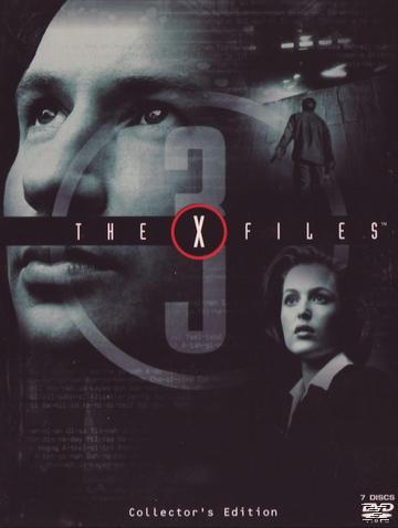 The X-Files Season 3 Collector's Edition