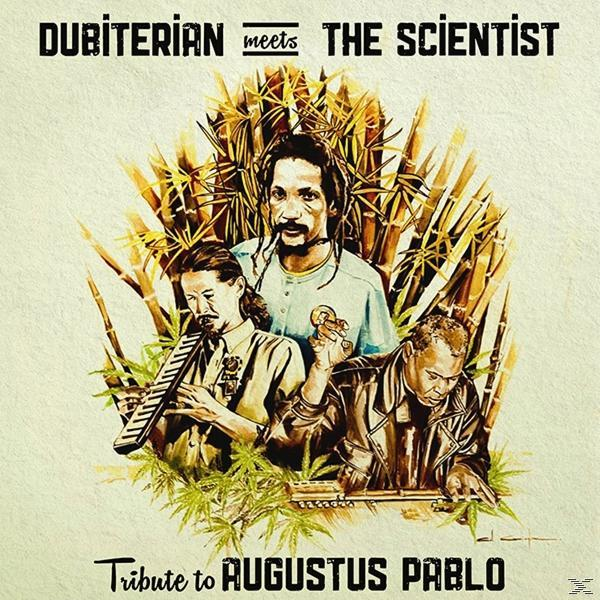 DUBITERIAN MEETS THE SCIENTIST (LP)