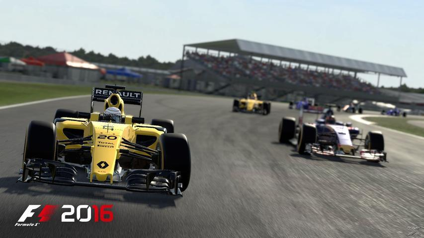 CODEMASTERS F1 2016, Xbox One