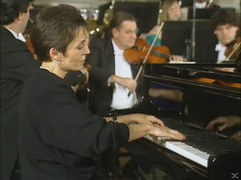 Maria Joao Pires - Portrait Of A Pianist - (DVD)