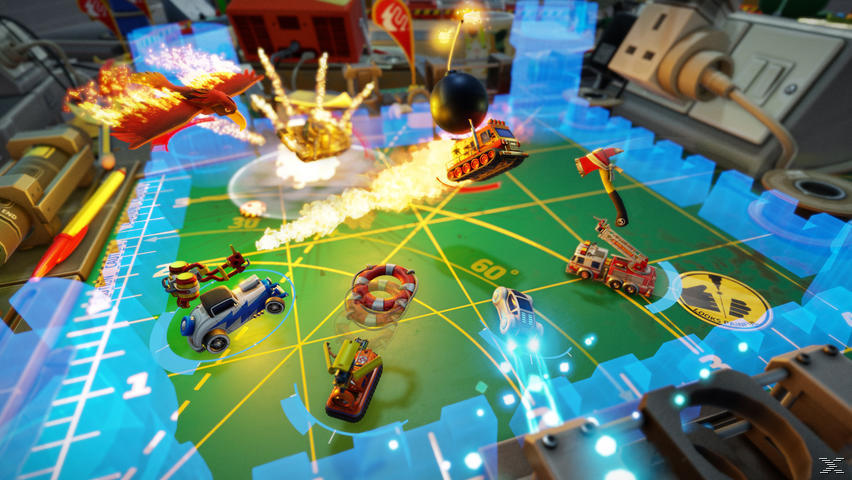 Xbox One - Micro Machines World Series /D