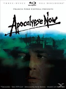Apocalypse Now/Apocalypse Now Redux/Hearts of Darkness Bluray Box