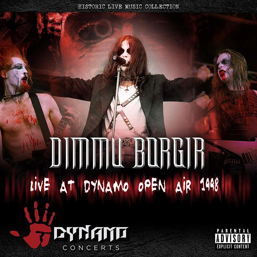 LIVE AT DYNAMO OPEN AIR 19