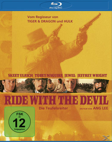 RIDE WITH THE DEVIL [BLU RAY]