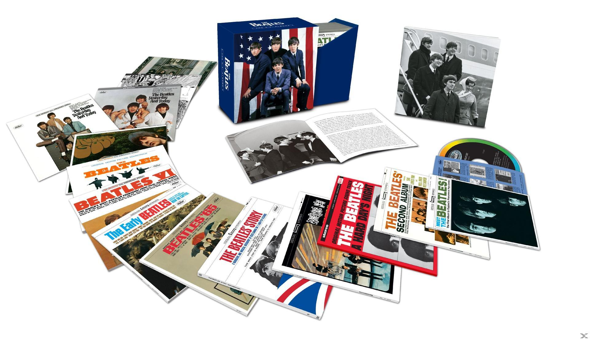 THE U.S. ALBUMS (13CD BOX)