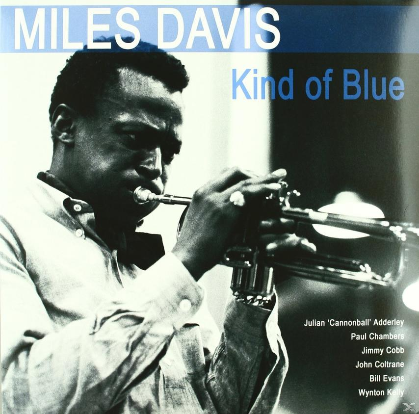 KIND OF BLUE -180GR-(LP)