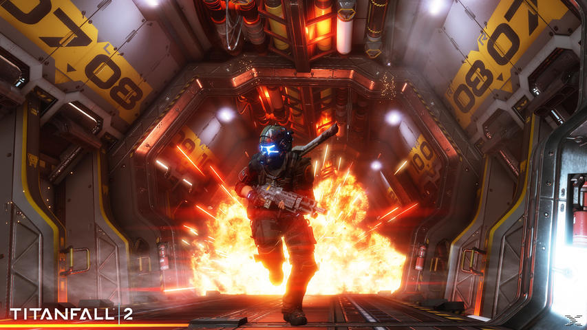Titanfall 2 NL/FR PS4